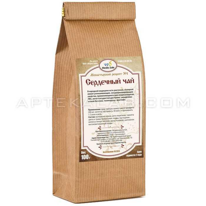 Купить Монастырский чай от простатита в Северодонецке в аптеке - цена грн